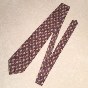 Valentino Cravatte Men's Neck Tie 100% Silk